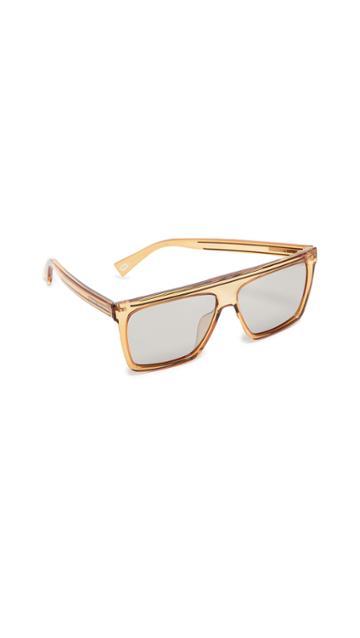 Marc Jacobs Square Shield Sunglasses