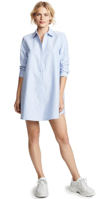 Bb Dakota Cleans Up Well Shirt Dress
