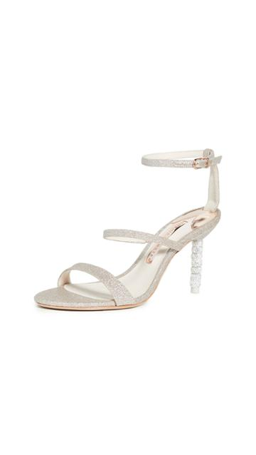 Sophia Webster 85mm Rosalind Crystal Sandals