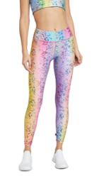 Terez Rainbow Haze Dusted Balayage Leggings