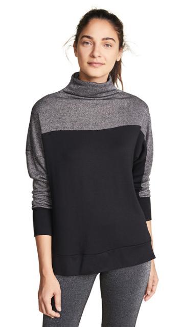 Terez Lightning Bolt Sweatshirt