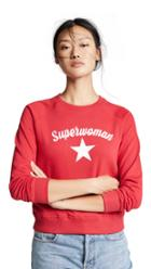 Rebecca Minkoff Superwoman Sweatshirt
