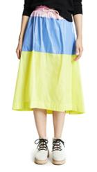 Mira Mikati Colorblock Skirt