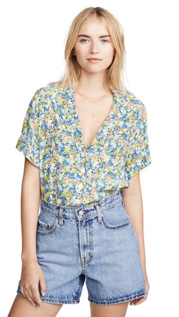 Faithfull The Brand Ostuni Shirt
