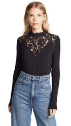 Generation Love Brooke Lace Top