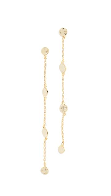 Gorjana Chloe Chain Earrings