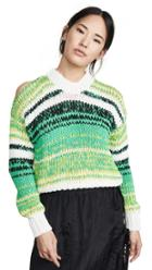 Nude Roundneck Sweater