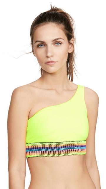 Peixoto Zoni Bikini Top