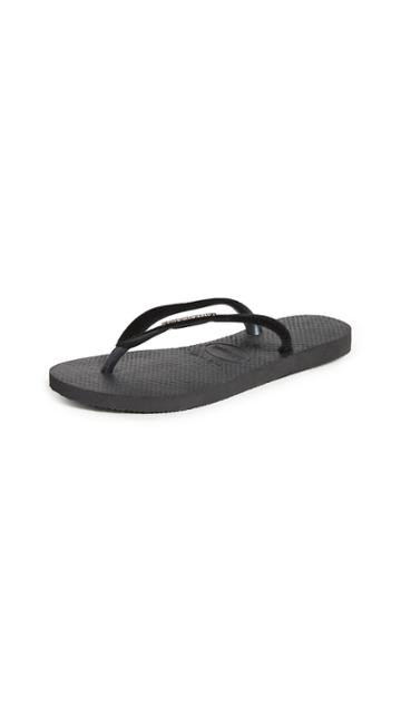 Havaianas Slim Velvet Flip Flops
