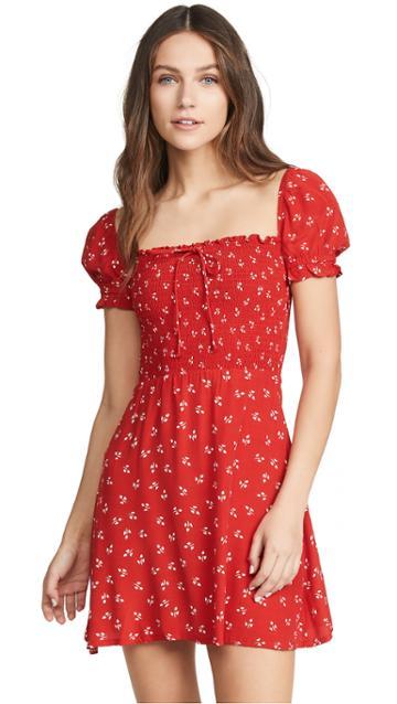 Faithfull The Brand Genevieve Dress