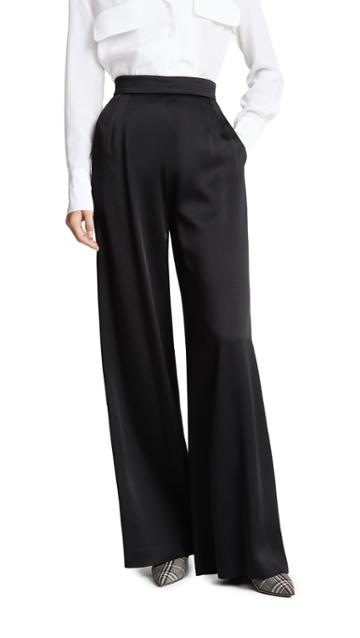 Pallas Domino Wide Flowing Trousers