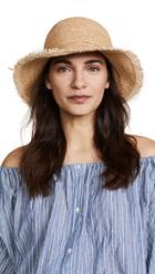 Hat Attack Rachel Fringed Hat