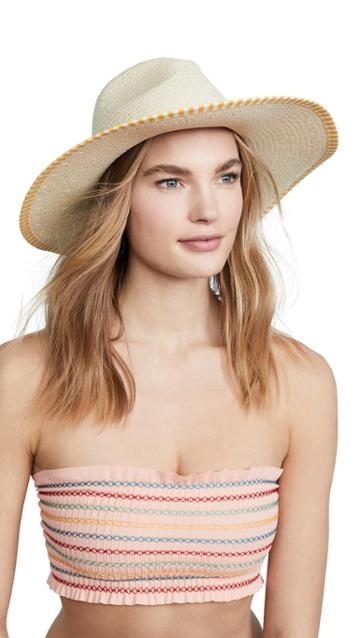 Madewell Wide Brimmed Straw Sunhat