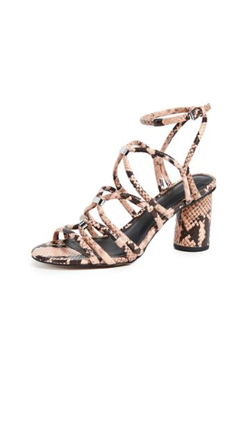 Rebecca Minkoff Apolline Too Strappy Sandals