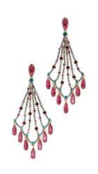 Kate Spade New York Cascade Statement Earrings