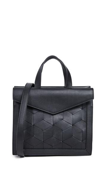 Welden Voyager Small Flap Satchel Bag
