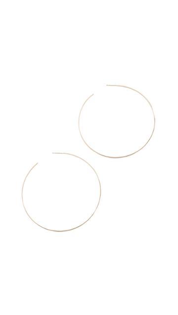 Lana Jewelry 14k Mega Hoops
