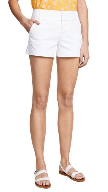 Alice Olivia Cady Shorts