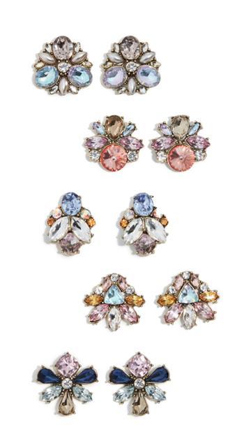 Baublebar Shine On Stud Earrings Gift Set
