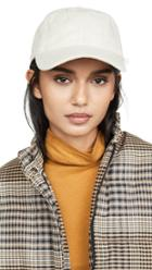 Madewell Cotton Baseball Cap
