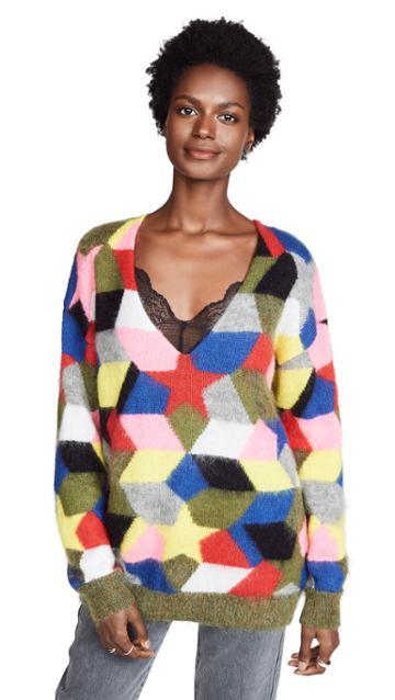 Zadig Voltaire Diane Mohair Sweater
