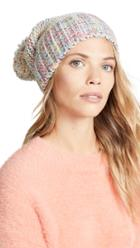 Hat Attack Multi Tweed Slouchy Hat