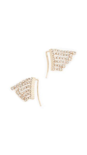 Baublebar Delicate Drop Ear Crawler
