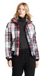 Sam Plaid Freestyle Bomber Jacket
