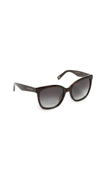 Marc Jacobs Cat Eye Frame Sunglasses
