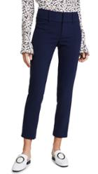 Alice Olivia Stacey Slim Ankle Pants