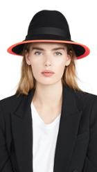 Eugenia Kim Alexa Hat