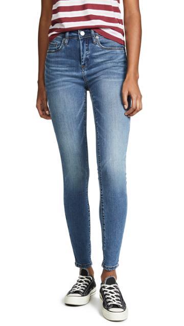 Blank Denim The Bond Midrise Skinny Jeans