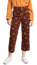 Madewell Button Front Emmett Pants