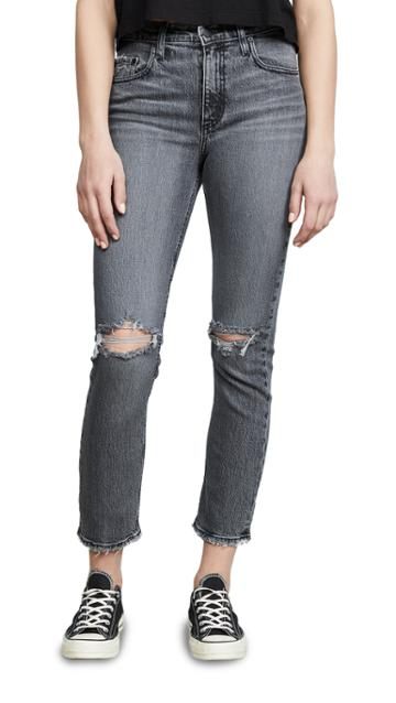 Nobody Denim True Ankle Jeans