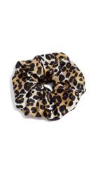 Jennifer Behr Leopard Scrunchie