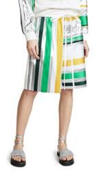 Prabal Gurung Drawstring Shorts