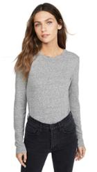 Z Supply The Triblend Long Sleeve Crew