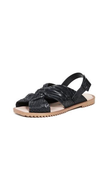 Melissa Sauce Baja East Sandals