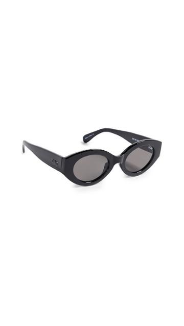Quay See Me Smile Sunglasses