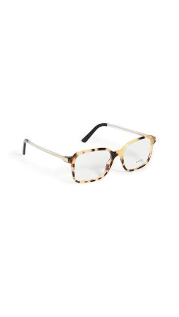 Prada Classic Square Glasses