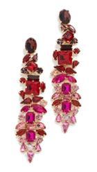 Stella Ruby Ruby Drop Earrings