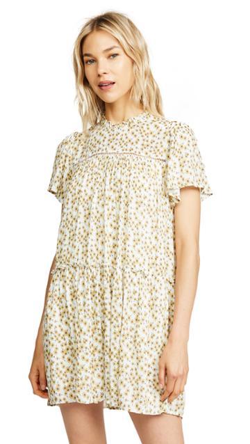 Lost Wander Prairie Mini Dress
