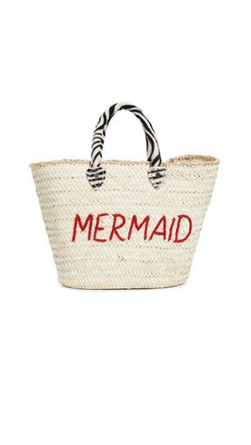 Poolside Bags Le Superette Wild Mermaid Bag