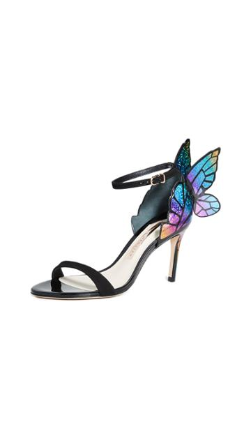 Sophia Webster Chiara Mid Sandals