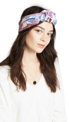 Jennifer Behr Faille Rosette Headband
