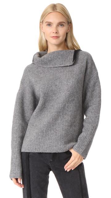 Rag Bone Lyza Turtleneck Sweater