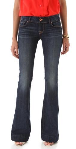 J Brand Lovestory Flare Jeans