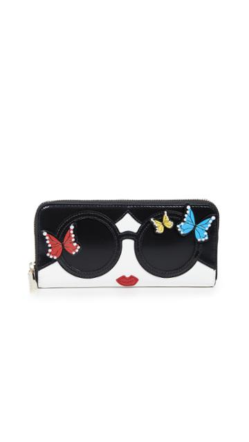 Alice Olivia Candice Staceface Wallet
