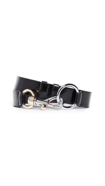 Rebecca Minkoff 35mm Spring Lock Belt