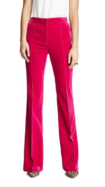 Pallas Digital Flared Trousers